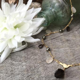 Magpie Stash Necklace