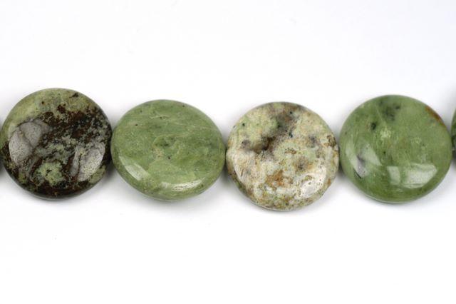 Coin jasper african prase stones findings home altavistaventures Choice Image