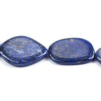 Lapis Oval Flat Irregular Oval SM01P