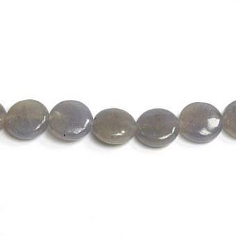 Lepidolite Puffy Puffy Coin SM00E