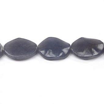 Lepidolite Oval Waved Flat Oval SM00A