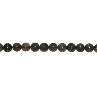 Obsidian Black Round Round SX0R1