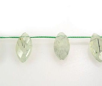 Prehnite Other Faceted Marquise SP013