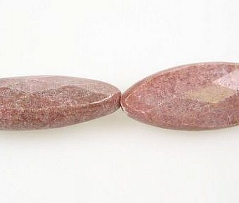 Rhodonite Other Faceted Marquise SX086