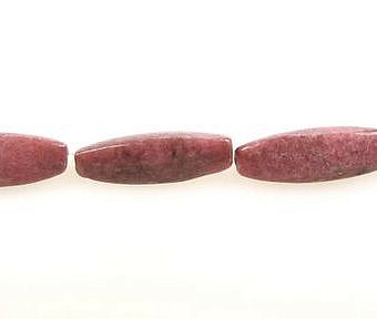 Rhodonite Other Triangle Tube SX08F