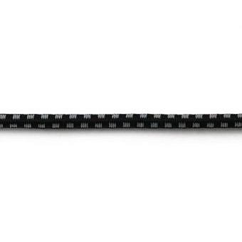 Black Elastic Cord Elastic Round Elastic CX09M