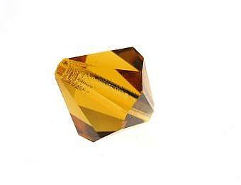Czech Topaz Other Diamond Cut YC04H