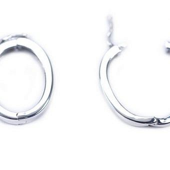 Sterling Silver Bail Enhancer FB4QS