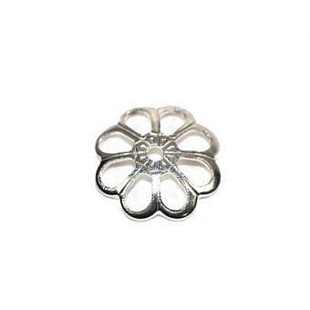 Sterling Silver Cap Cap Flower FC1IS