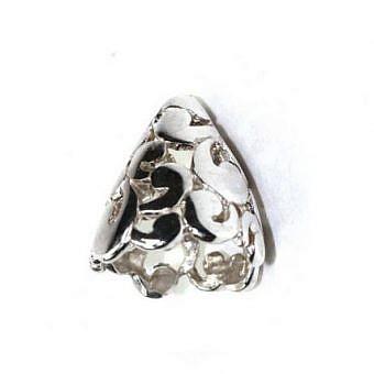 Sterling Silver Cone Cone Paisley FX09S