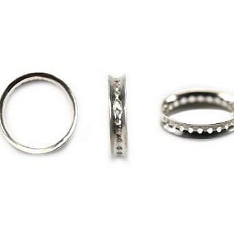 Sterling Silver EternityDesignFrame Wheel Small FPKES
