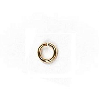 Gold Filled 14kt Jump Ring Jump Ring Circle 22GA FJ0KG