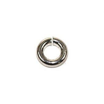 Sterling Silver Jump Ring Jump Ring Circle 22GA FJ00S