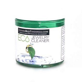 Stones and Findings Jewelry Cleaner Eco Jewelry Cleaner TX034